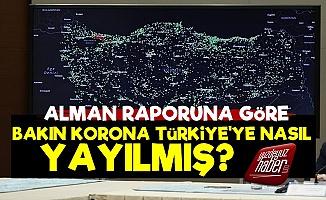 Korona Türkiye'ye Onunla Yayılmış!