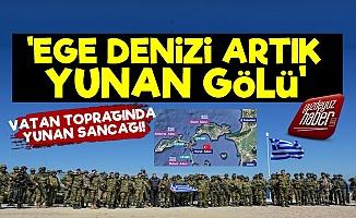 'AKP Seyredince Ege Denizi Yunan Gölü Oldu!'