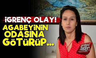 Adana'da İğrenç Olay!