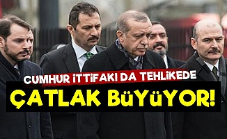 AKP'de Çatlak Büyüyor!