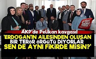 AKP'de Pelikan Kavgası!