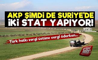 AKP'den Suriye'ye İki Stat İhalesi!