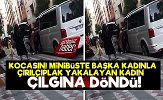 Aldatan Koca 'Polis Çağırın' Diye Yardım İstedi!