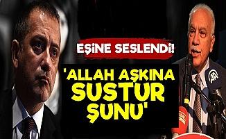 Fatih Altaylı: Allah Aşkına Sustur Şunu