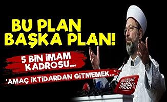 AKP'nin Diyanet Planı Şoke Etti!