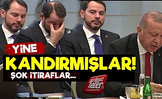 AKP'yi Yine Kandırmışlar! Meclis Tutanaklarına Yansıdı