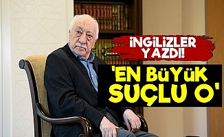 'En Büyük Suçlu Fethullah Gülen'