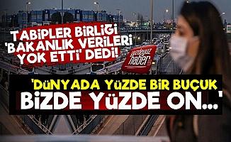 Türk Tabipler Birliği'nden Şok Açıklama!