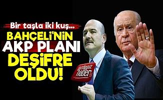 Bahçeli'nin AKP Planı Deşifre Oldu!
