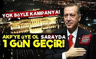 Bunu da Gördün Türkiye! Üye Ol Sarayda 1 Gün Geçir...