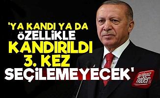 'Erdoğan Üçüncü Kez Seçilemeyecek'