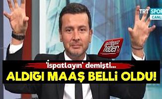 Ersin Düzen'in TRT Maaşı Belli Oldu!