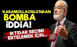 Saadet Liderinden Bomba Seçim İddiası!