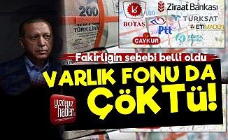 Türkiye Varlık Fonu'nda Kabus!