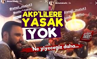AKP'li Şarkıcılara Yasak Yok!