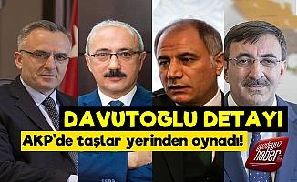 AKP'nin Yeni Atamalarına Davutoğlu Damgası!