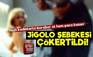 Gençleri 'Jigolo Olun' Tezgahıyla Dolandırmışlar!