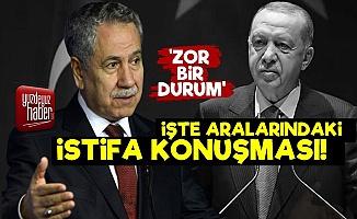 İşte Bülent Arınç Erdoğan Arasındaki Konuşma!