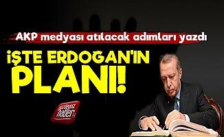 İşte Tayyip Erdoğan'ın Yol Haritası!