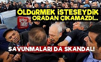 Kılıçdaroğlu'na Saldırı Davasında Skandal Savunmalar!