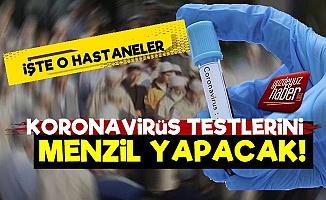 Koronavirüs Testlerini Menzil Tarikatı Yapacak!