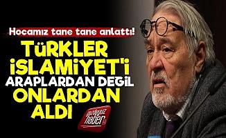 'Türkler Nasıl Müslüman Oldu?'