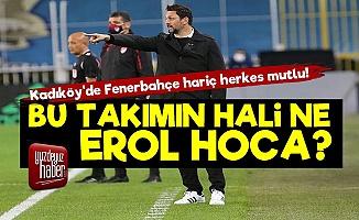 Fenerbahçe Kadıköy'de Yine Yok!