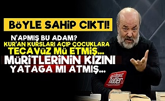 İhsan Eliaçık, Mustafa Öztürk'e Sahip Çıktı!
