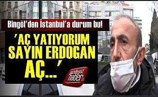 'Aç Yatıyorum Erdoğan Aç...'