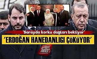 'Erdoğan Hanedanlığı Çöküyor...'