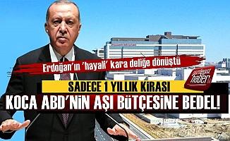 Erdoğan'ın Şehir Hastaneleri Müteahhitlerin Servetini Katladı!