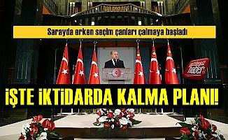 İşte AKP'nin İktidarda Kalma Planı!