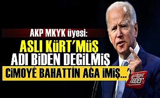 'Joe Biden Kürt'müş, Asıl Adı da...'