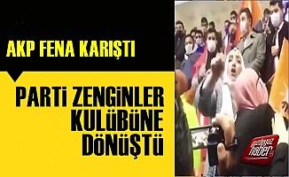 'AK Parti Zenginler Kulübüne Dönüştü'