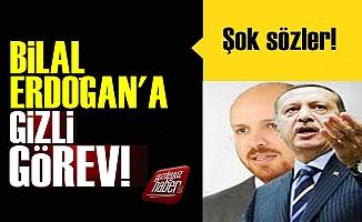 Bilal Erdoğan'a Gizli Görev iddiası!