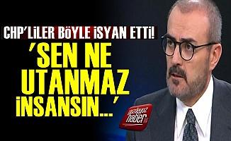 CHP'den AKP'li Mahir Ünal'a Sert Sözler!