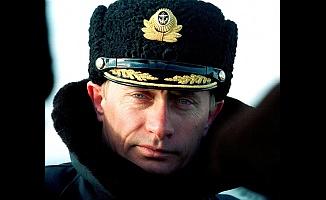 İşte Putin'in Askeri Rütbesi