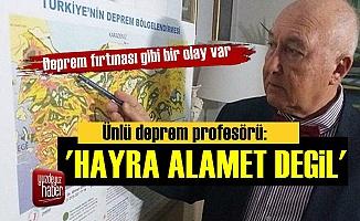İzmir Depremi İle İlgili Şok Açıklama!