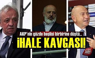 Muhalefetin 'Beşli Çete' Dediği Müteahhitler Birbirinde Düştü!