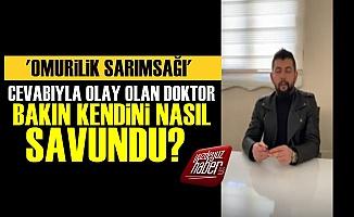 'Omurilik Sarımsağı' İle Alay Konusu Olan Doktor Konuştu!