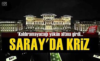 Saray'da Derin Kriz!