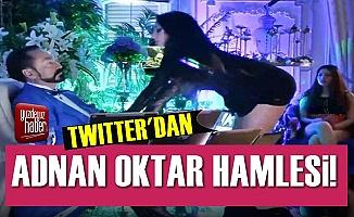 Twitter ve Instagram'dan Adnan Oktar Hamlesi!