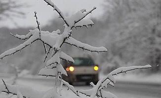 Dikkat! Kar ve Soğuk Hava Geliyor