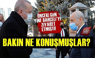 Erdoğan-Bahçeli Görüşmesinden Bakın Ne Çıktı?