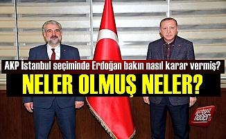 Erdoğan, Kabaktepe'yi Bakın Nasıl Seçmiş?