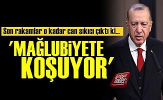 'Erdoğan Mağlubiyete Koşuyor'