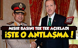 İşte Mısır-Türkiye Antlaşmasının Maddeleri!