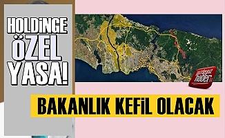 'Kredi Bulamayan Holdinge Bakanlık Kefil Olacak'