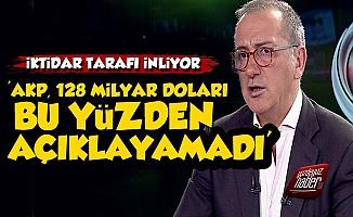 Fatih Altaylı, 128 Milyar Doları Yazdı!