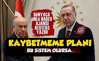İşte Erdoğan-Bahçeli'nin Kaybetmeme Planı